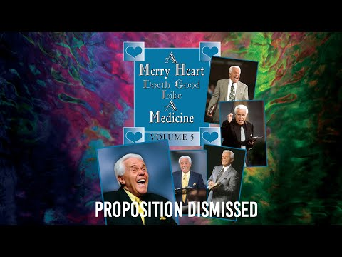 Merry Heart:  Proposition Dismissed  Jesse Duplantis