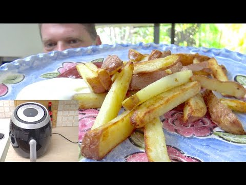 How To Make Homemade Fries in an Air Fryer - UCGXHiIMcPZ9IQNwmJOv12dQ
