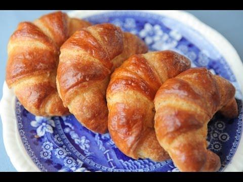 рецепт круассаны  The French Croissant - UCgFnYOobxnn920ZlTRiYswg