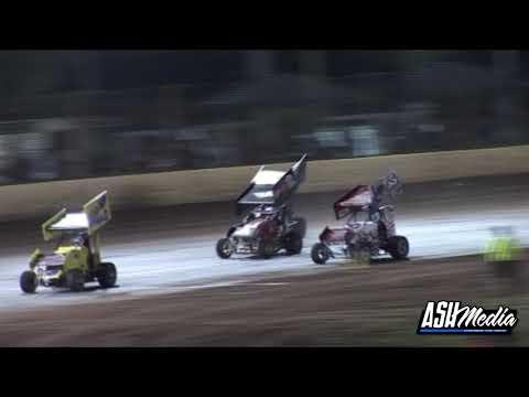 Lightning Sprints: 2011 Patrick Moroney Memorial - A-Main - Maryborough Speedway - 22.04.2011 - dirt track racing video image