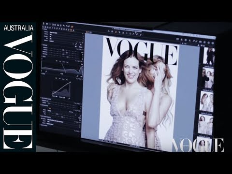 Vogue Australia May 2015 Shoot (with Abbey Lee)