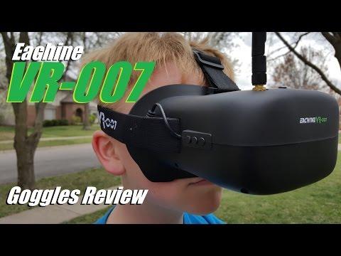 Eachine VR-007 FPV Goggles from Banggood... & FatShark HD2s - UC92HE5A7DJtnjUe_JYoRypQ