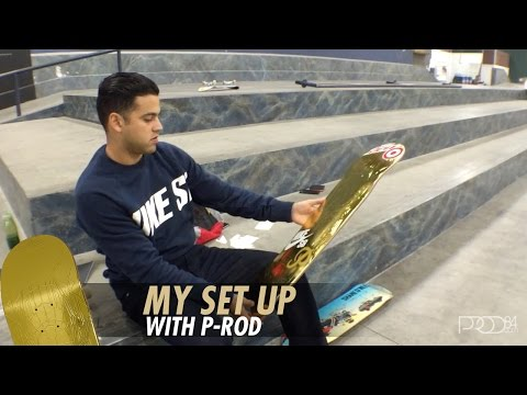 "Paul Rodriguez l ""My Set Up"" - default"