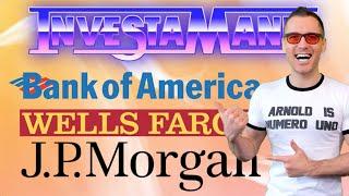 Bank of America, JPMorgan Chase, Wells Fargo (2019 Stock Analysis News)