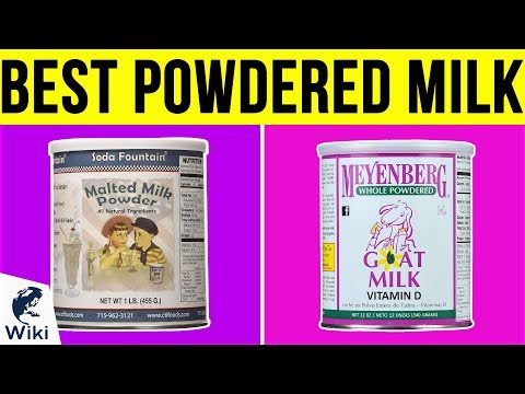10 Best Powdered Milk 2019 - UCXAHpX2xDhmjqtA-ANgsGmw