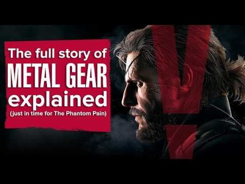 The complete story of Metal Gear - just in time for Metal Gear Solid 5: The Phantom Pain - UCciKycgzURdymx-GRSY2_dA