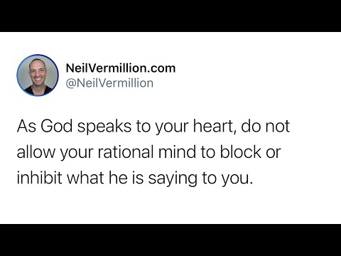 You Will Be Empowered To Respond In Love - Daily Prophetic Word
