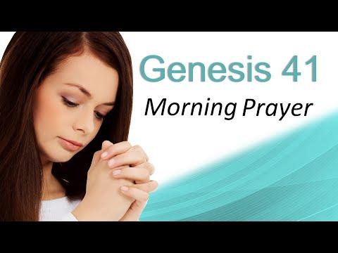 WALK THROUGH YOUR OPEN DOOR - MORNING PRAYER