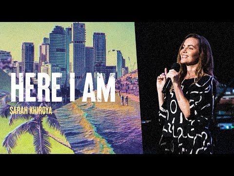 Here I Am  Sarah Khiroya  Hillsong Church Online