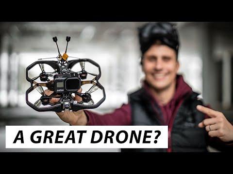 IFLIGHT PROTEK35 Cinematic FPV Drone Review   // Best Cinewhoop? - UCA6598D0D8296oKFwonP8uQ
