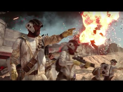 Star Wars Battlefront - Battle of Jakku Gameplay Trailer - UCKy1dAqELo0zrOtPkf0eTMw