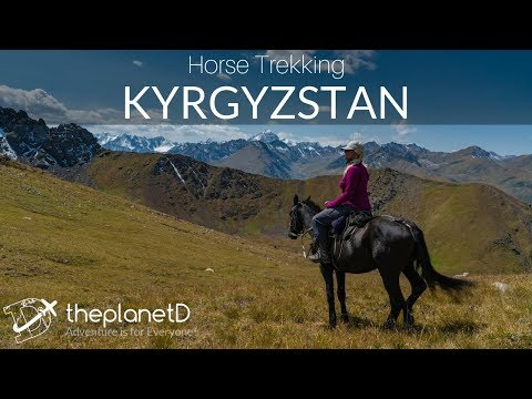 Horse Riding Adventure - Kyrgyzstan in 4K and DJI Drone - UCVBD2a1uUkhX18B1WVcddzQ