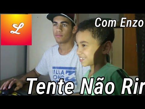 TENTE NÃO RIR #02 Ft. Enzo Games 244
