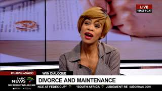 Women Integral Impact Network dialogue on divorce & maintenance