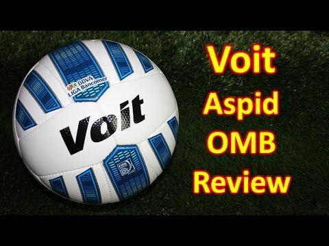 Voit Aspid Liga MX 2014-15 Match Ball Review - UCUU3lMXc6iDrQw4eZen8COQ