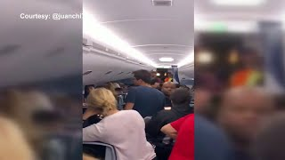 Passengers stuck on tarmac for hours in New York before heading to Miami