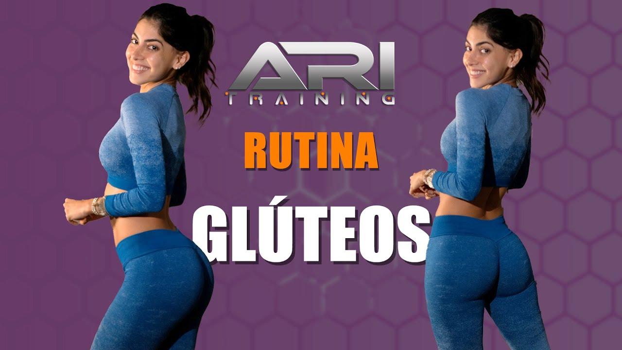 Rutina de Glúteos – Ari Training