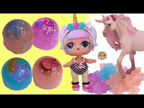 Jelly Layer Dress Up ! Unicorn LOL Surprise Outfits Fashion Crush Blind Bag Cups - UCelMeixAOTs2OQAAi9wU8-g
