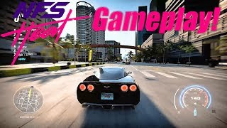 Need For Speed Heat: NEW GAMEPLAY! Customization (Cars & Characters), App, & NEW CARS!!