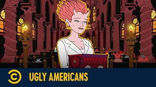 Die Puzzle-Box | Ugly Americans | S01E10 | Comedy Central Deutschland