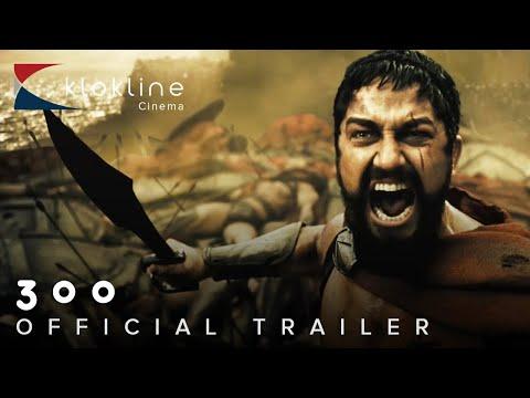 2006 300  Official Trailer 1 HD Warner Bros Pictures, Virtual Studios