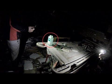 URBAN EXPLORING CREEPY HOSPITAL MORGUE | FPV Drone - UCQEqPV0AwJ6mQYLmSO0rcNA