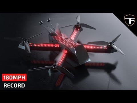 5 Worlds Fastest Drones 2020!!! - UCdFlL_m0rn--IVL6y1_YnPQ