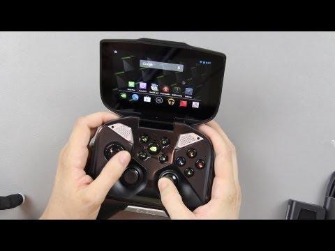 NVIDIA Shield Unboxing and First Look! - UC7YzoWkkb6woYwCnbWLn3ZA