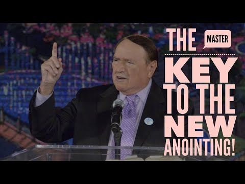 THE MASTER KEY TO THE NEW ANOINTING!