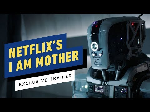 Netflix's I Am Mother Trailer Debut (2019) Rose Byrne, Hilary Swank - UCKy1dAqELo0zrOtPkf0eTMw