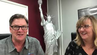 Ray Talks with Liberty Laser Solutions CFO Shelly Eastman