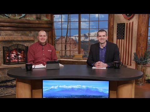Charis Daily Live Bible Study: Daniel Bennett - February 11, 2021