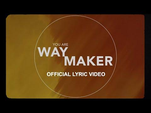 Leeland - Way Maker (Official Single Lyric Video)