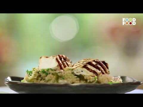 Warm Quinoa Salad With Grilled Paneer | Winter Treats | Chef Sanjeev Kapoor | FoodFood