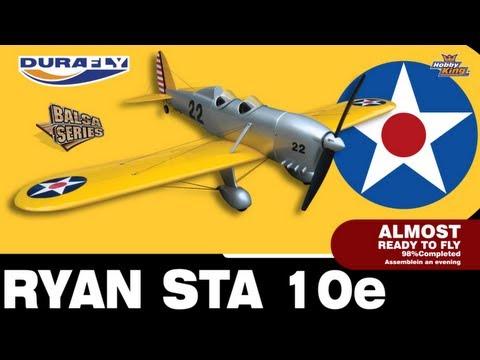 Durafly Product Video - Balsa Series Ryan STA 965mm Plug and Fly - UCkNMDHVq-_6aJEh2uRBbRmw