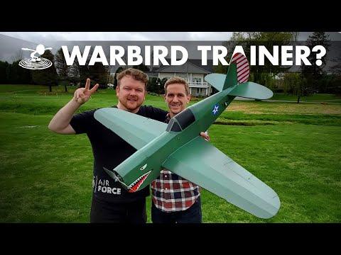 Building and Flying My First Warbird  - UC9zTuyWffK9ckEz1216noAw
