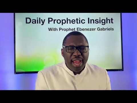 PROPHETIC iNSIGHT January82020