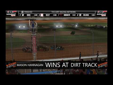 DSRL Wednesday Night Warriors Season 3 Round 2 @ Charlotte - dirt track racing video image