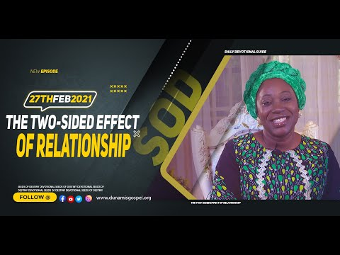 Dr Becky Paul-Enenche - SEEDS OF DESTINY   SATURDAY FEBRUARY 27, 2021