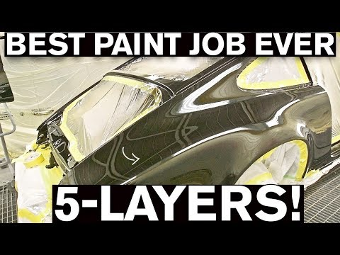 Most Insane Paint Job EVER! Step-by-Step Process - UCYsa8SOy3TkoxI5D17s1u-w