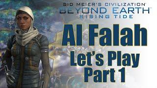 Civ: Beyond Earth - Al Falah (Apollo Difficulty) - Part 1