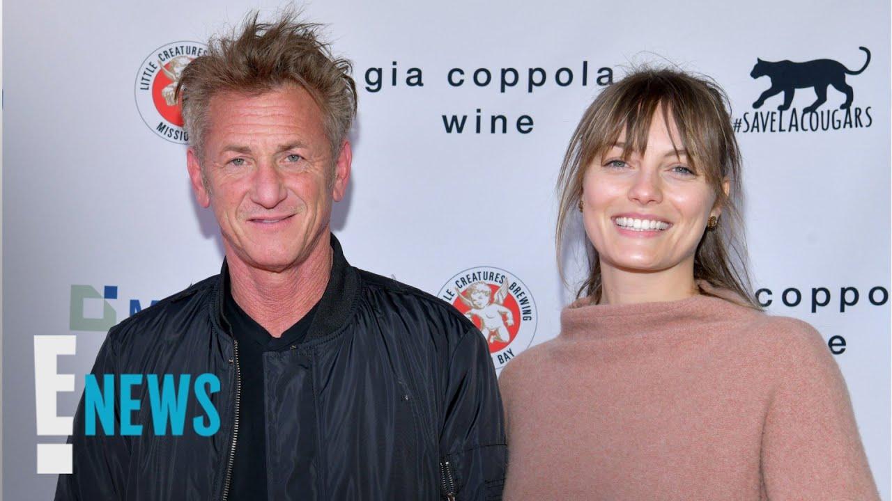 Sean Penn's Wife Leila George Files For Divorce