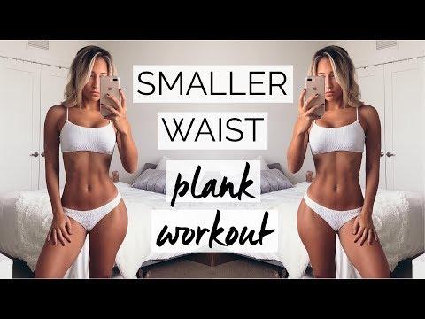 Smaller Waist Workout // Vicky Justiz - UCR117JPMLO3Y7J5mIblkBNg