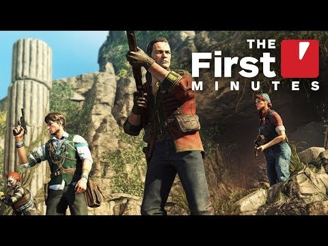 The First 15 Minutes of Strange Brigade Gameplay - UCKy1dAqELo0zrOtPkf0eTMw