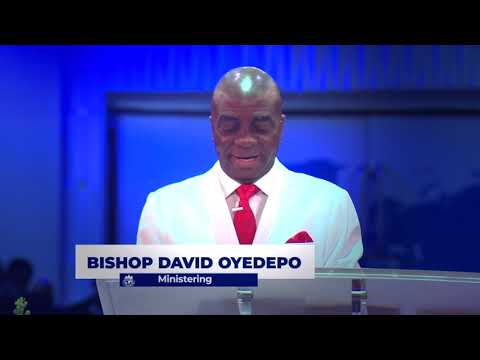 Bishop Oyedepo  Prophetic Blessings at Covenant Day of Settlement..:* :**:.