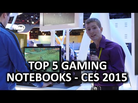 Top 5 Gaming Notebooks of CES 2015 - UCXuqSBlHAE6Xw-yeJA0Tunw
