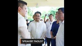 Paolo Duterte considering joining House speaker race
