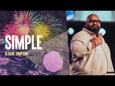 Simple  Sloane Simpson  Hillsong Church Online