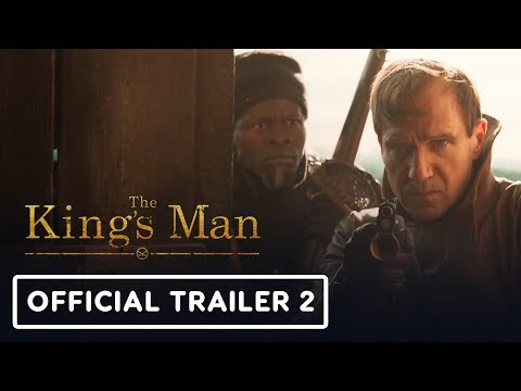 The King's Man - Official Trailer 2 (2020)  Ralph Fiennes, Gemma Arterton - UCKy1dAqELo0zrOtPkf0eTMw