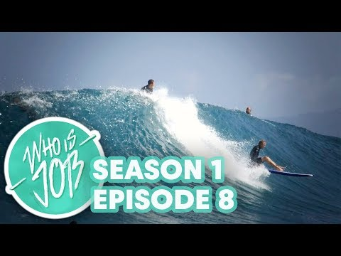 Soft Top Surfing at Pipeline | Who is JOB 2.0: S1E8 - UCblfuW_4rakIf2h6aqANefA
